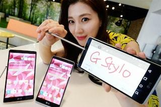 LG G Stylo, presentato il nuovo phablet di fascia media