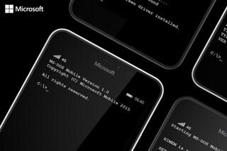 Microsoft annuncia MS-DOS Mobile, il nuovo sistema operativo per smartphone Lumia