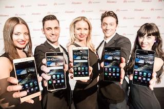 Huawei P8, il nuovo smartphone Android di fascia alta con fotocamera RGBW