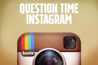 Question Time Instagram, le video risposte alle vostre domande sul social network