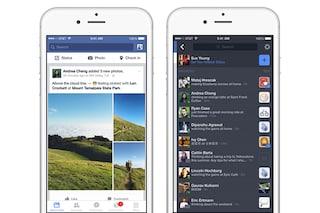 """Facebook al lavoro sui messaggi di lontananza, ecco la nuova feature """"Sidebar Status"""""""