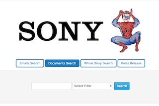 WikiLeaks pubblica le email rubate a Sony Pictures