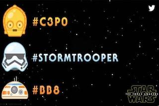 Twitter annuncia le emoji di Star Wars