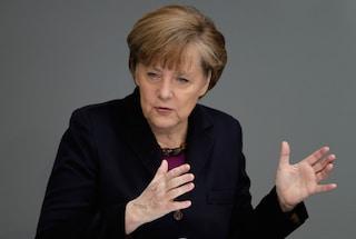 """Angela Merkel: """"I motori di ricerca portano ad una distorsione della percezione"""""""