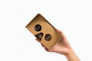 Google Cardboard, presentata una nuova versione compatibile con iPhone