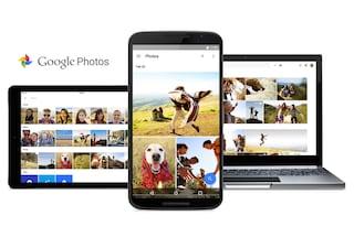 Google Foto raggiunge i 100 milioni di utenti