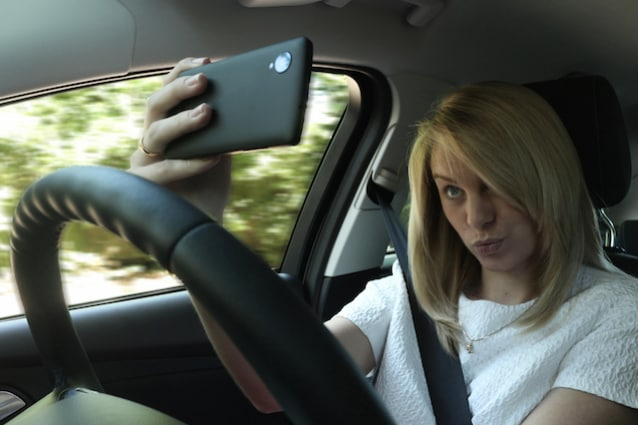 Selfie guida