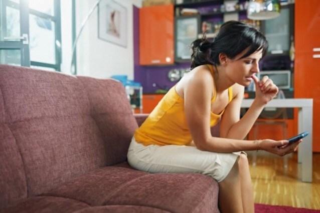 Smartphone ansia stress