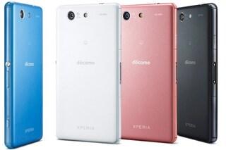 Xperia A4, il nuovo smartphone Android presentato da Sony