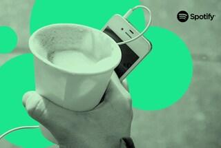 Spotify si allea con Starbucks: in arrivo playlist personalizzate e caffè gratis