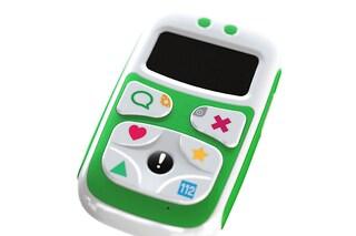 bPhone, il cellulare per bambini: chiama solo la mamma, il papà e il 112