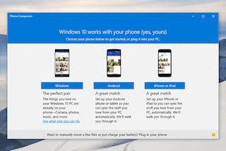 Cortana, l'assistente virtuale in arrivo anche su iOS e Android