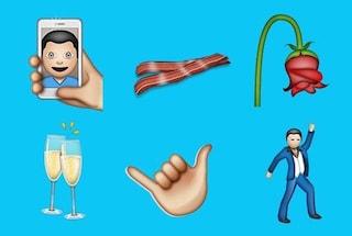 Emoji, in arrivo nuovi simboli nel 2016