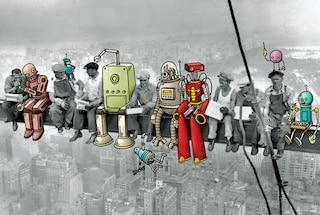 Secondo questo studio americano i robot ci stanno rubando il lavoro