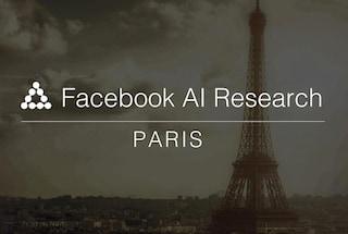 Facebook, annunciata l'apertura di un centro di ricerca sull'intelligenza artificiale