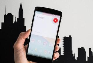 """Google Now, disponibile anche in Italia """"Now on Tap"""": ecco come funziona"""