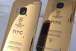 HTC One M9, l'azienda pubblica la foto dell'edizione limitata: è stata scattata con un iPhone 6