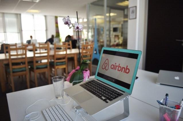 Airbnb Google Tenda