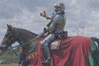 I sogni di Google: ecco le bizzarre e terrificanti immagini create dall'intelligenza artificiale