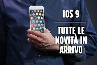 iOS 9, tutte le novità in arrivo