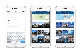 Instagram, disponibili anche in Italia i post più popolari per hashtag e luoghi