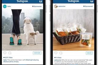 Instagram, in arrivo gli annunci pubblicitari basati sul profilo Facebook