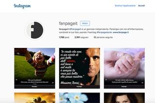 Instagram aggiorna il design del sito web