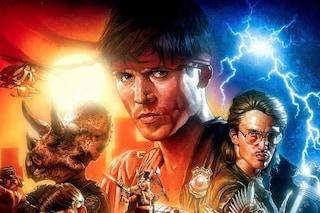 Kung Fury è pronto! Un frullato di anni '80 e umorismo geek finanziato dagli utenti