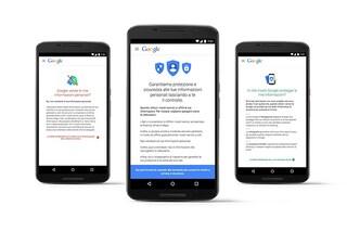 Google lancia MyAccount, una pagina web per gestire il proprio account