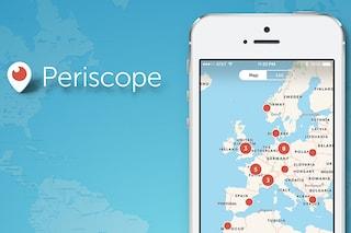 Periscope, disponibile un nuovo aggiornamento per iOS: tutte le novità
