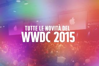 WWDC 2015: iOS 9, Apple Music e tutte novità presentate da Apple a San Francisco