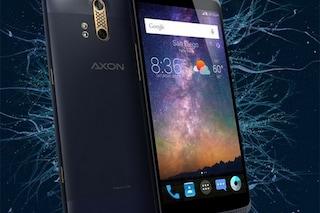 ZTE Axon, il nuovo smartphone Android di fascia alta con dual camera e audio Hi-Fi