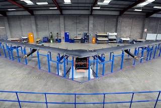 Aquila, il velivolo di Facebook che porterà internet in tutto il mondo