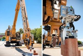 Hadrian, il robot in grado di costruire una casa in due giorni