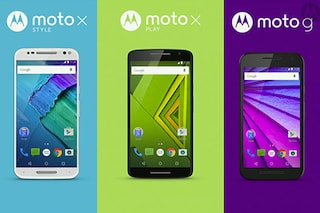Motorola, presentati ufficialmente i nuovi Moto X Style, X Play e Moto G