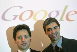 Google, i due co-fondatori hanno guadagnato 8 miliardi di dollari in un giorno