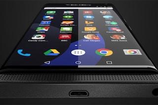 BlackBerry Venice, il nuovo smartphone Android si mostra in video