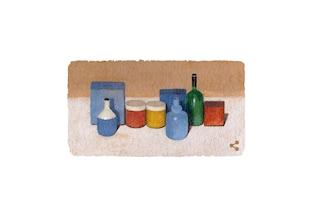 L'arte di Giorgio Morandi protagonista del nuovo Doodle di Google