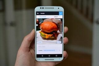Instagram testa una nuova interfaccia grafica per l'editor delle foto