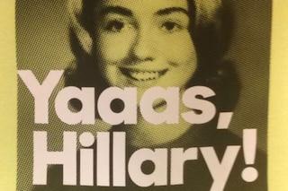 Hillary Clinton su Snapchat per conquistare gli elettori più giovani