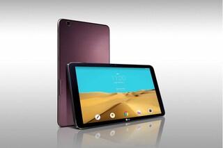 LG G Pad II 10.1, annunciato il nuovo tablet Android: la presentazione all'IFA 2015