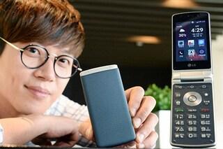 LG Wine Smart, il nuovo flip phone Android