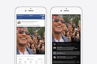 Facebook Mentions in arrivo anche per i giornalisti e gli account verificati