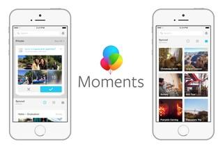 Facebook Moments, la nuova versione permette di creare video con foto e musica
