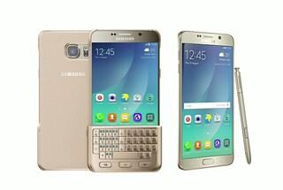 Samsung Galaxy S6 Edge + e Note 5 saranno disponibili anche con 128 GB di memoria