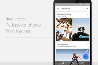 Google Foto si aggiorna ed introduce una nuova funzionalità
