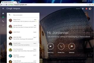 Google Hangouts, disponibile il nuovo sito web per inviare messaggi ed effettuare chiamate