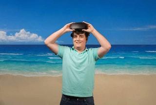 La (brutta) copertina del Time sulla realtà virtuale