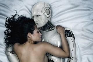 Entro il 2070 faremo sesso con i robot