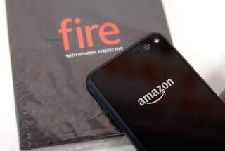 """Fire Phone, Amazon interrompe le vendite dello smartphone: """"È stato un flop"""""""
